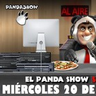 PANDA SHOW Ep. 117 MIÉRCOLES 20 DE MARZO 2019