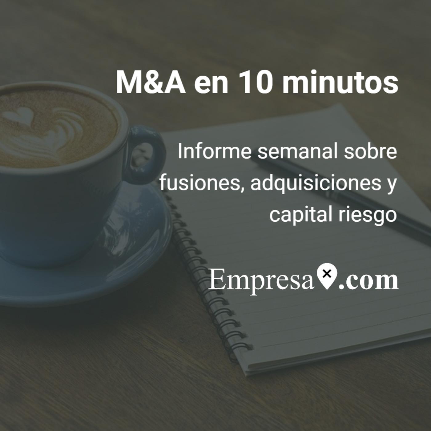 M&A en 10 minutos: MAT Holding, Fluidra, Babel y Talde