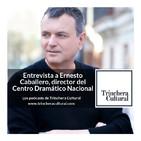 Entrevista a Ernesto Caballero, director del Centro Dramático Nacional
