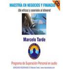 Maestría en Negocios y Finanzas- Por Marcelo Tarde- Resumen