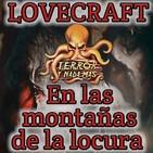En las Montañas de la Locura (Lovecraft) | Audiolibro Completo - Audiorelato Completo