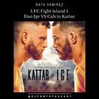 UFC Fight Island Dan Ige vs Calvin Kattar PREVIA