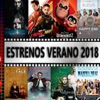 El podcast de C&R - 3x30 - ESTRENOS VERANO '18: Ant-Man 2, Mamma Mia 2, The Tale + series y blockbusters del verano