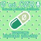 Cero en Cordura ESPECIAL: PÍLDORAS 2018-2019