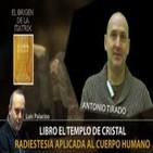 Libro El Templo de Cristal - Radiestesia aplicada al cuerpo humano por Antonio Tirado