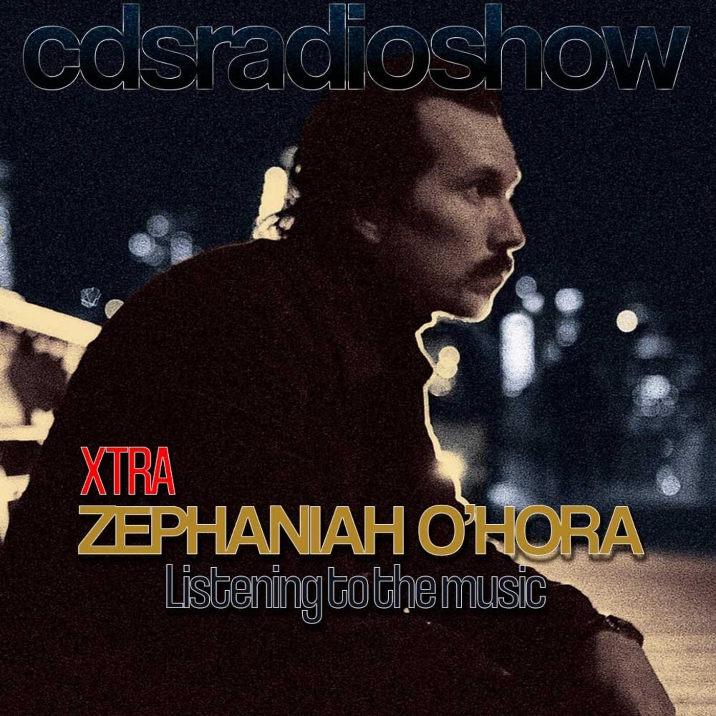 Xtra Zephania O'Hora 'Listening to the music'