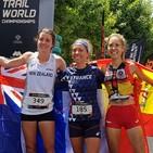 #RadioTrail Sheila Aviles Bronce en el Mundial de trail de ITRA