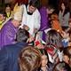 LUZ DE LA PAZ DE BELÉN 2018 Pablo Mena, delegado diocesano del Movimiento Scout Católico