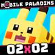 #MGD 02x02| Hablo de Diseño. Hablo de Pokémon QUEST