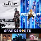 Ningú no és perfecte 19x42 - Disney Gallery Star Wars: The Mandalorian, Star Trek: Short Treks 2 i Sparkshorts