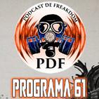 El Podcast de Freakdom - Programa 61
