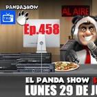 EL PANDA SHOW Ep. 458 LUNES 29 DE JUNIO 2020