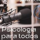 Espacio Psicología para todos - 27.03.2020