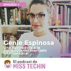 Genie Espinosa, una ilustradora a la conquista del mercado internacional