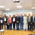 Entrega de los certificados del sello de calidad en edición académica CEA-APQ 2019