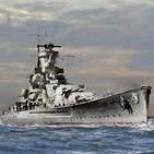CBP#69 Batalla del Cabo Norte, el último combate del Scharnhorst