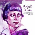 El libro de Tobias: 7.35 Ursula K Le Guin
