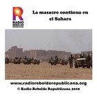 La masacre continua en el Sahara