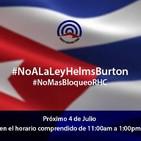 Convoca Radio Habana Cuba a foro debate sobre el bloqueo