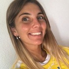 "Mili Fernández: ""Es difícil estar tan lejos de mi familia"""