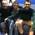 Charlamos con Sergio Miramón, gerente de 'Pub La Luna' y colaborador de Radio Cierzo. ¡Camarero, caña aquí!