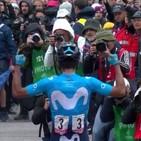 14ª etapa del Giro de Italia | victoria de Richard Carapaz (Movistar)