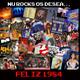 NU ROCKS #815 2h Feliz 1984