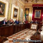 Charla periodistas 40 Aniversario Pacto de Antequera 18102018