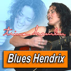 TRINA HAMLIN · by Blues Hendrix