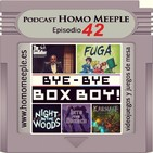 Episodio #42.- Parte gata, parte caja, parte robot, TODO INDIE