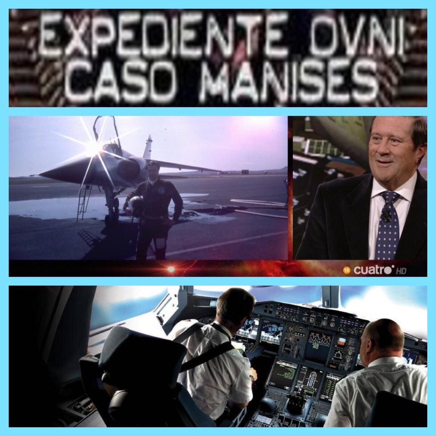 Expediente OVNI... Caso Manises, con Fernando Cámara.
