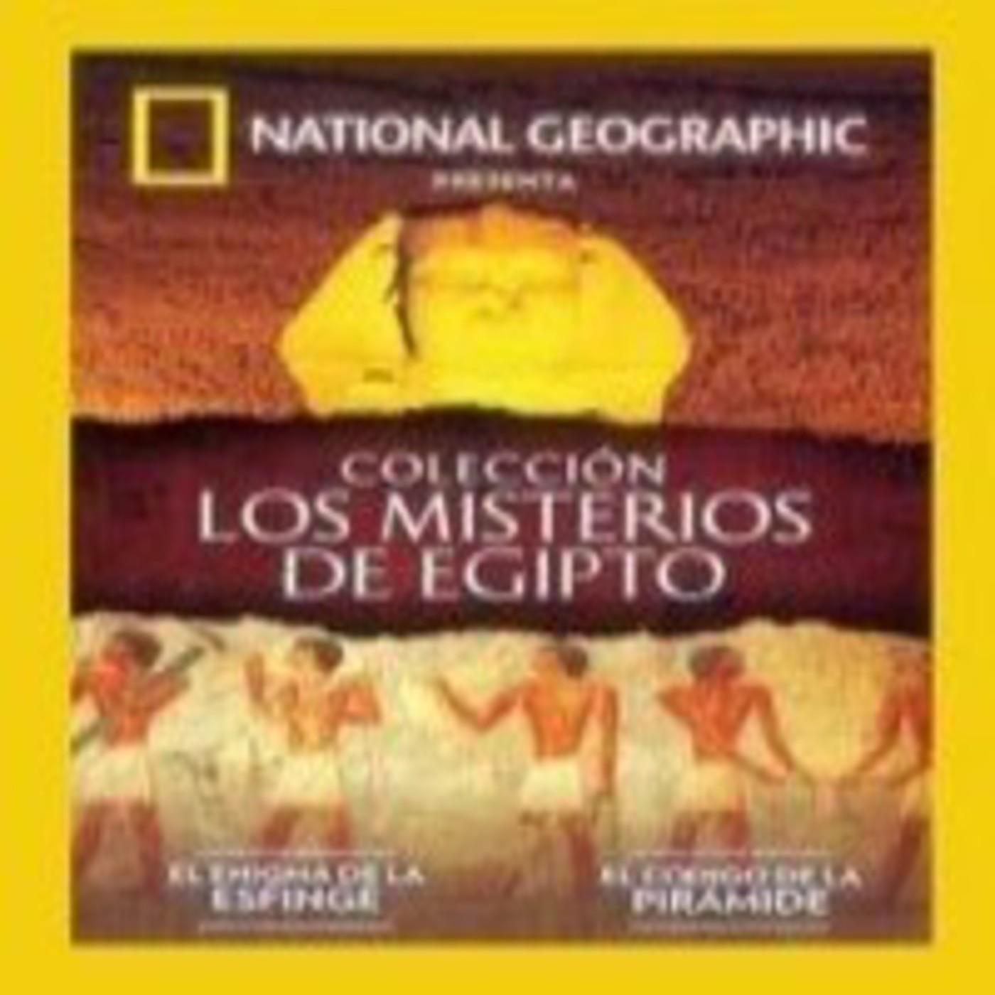Los misterios de Egipto (serie completa)