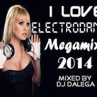 Dj Dalega - I Love ElectroDance Megamix 2014