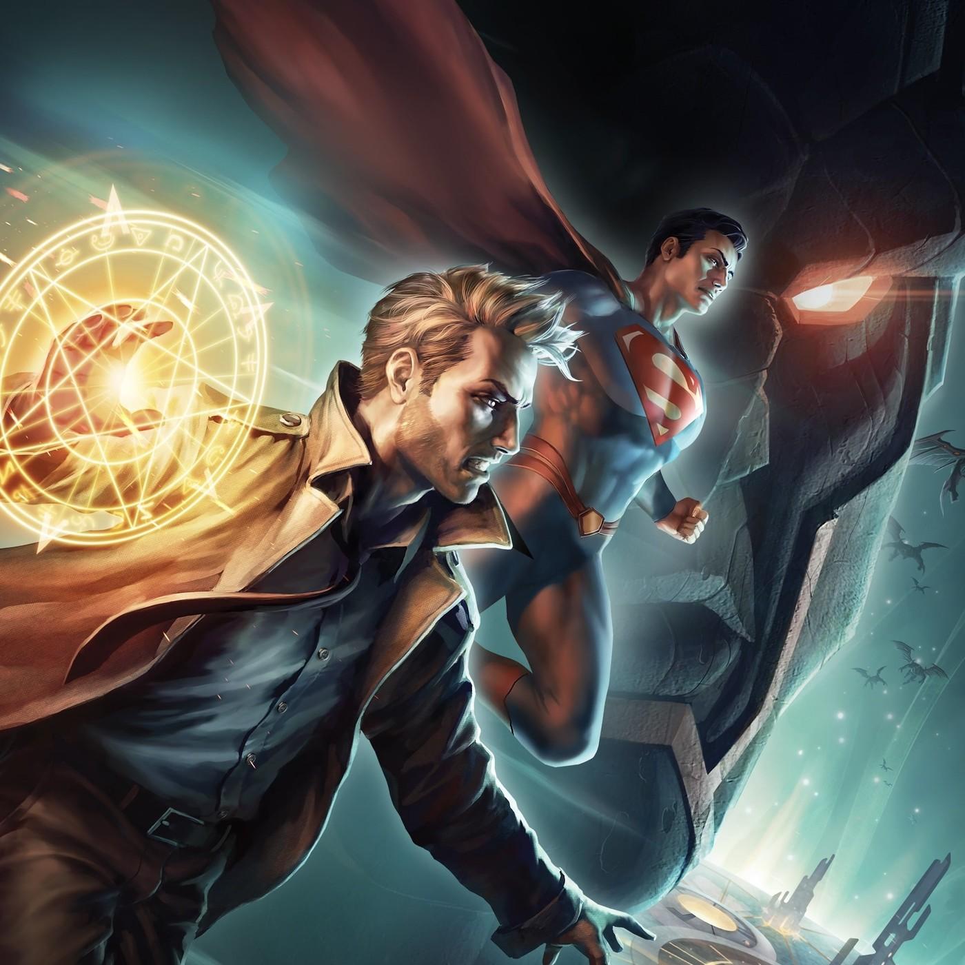 Temp 2 Ep # 19 Justice League Darks Apokolips War
