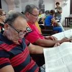 Reafirman trabajadores crucenses apoyo al Proyecto de Constitución.