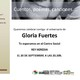 Aula 11 homenaje a Gloria Fuertes