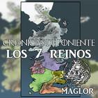 Crónicas de Poniente: Los Siete Reinos ¿Cuales son?