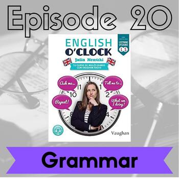 English o'clock 2.0 - Grammar Episode 20 - The weather (08.01.2021)