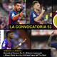 La Convocatoria 53: 8 goles al Huesca antes del parón + Jordi Alba no convocado con España + The Best is Messi