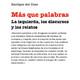 """Enrique del Teso y """"Más que palabras: la izquierda, los discursos y los relatos"""" en el Bibliotren"""