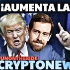 ¡Aumenta la TENSIÓN! ¡GoldMan Sachs traiciona #BITCOIN #TRUMP versus #TWITTER #Crypto FunOntheRide