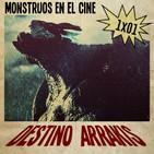 [DA] Destino Arrakis 1x01 Monstruos en el cine: Pacific Rim, Alien, Tiburón, King Kong, The Host, Godzilla...