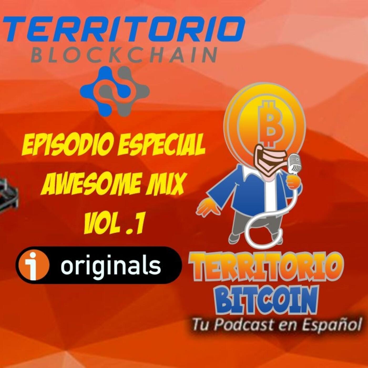 Awesome mix Vol1 la banda sonora del podcast blockchain