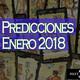 Misterio 3 Predicciones: Enero 2018