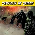 Tertulia de Tebeos -TDT- Programa 77 - Lovecraft y Alan Moore: Providence (Agárrame esos tentáculos remix).