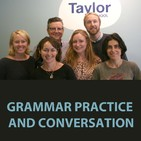 Grammar Practice and Conversation - Present Continuous
