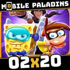02x20 - Vuelve Fortcraft, Harry Potter: Wizzards Unite, Super Lucha Mundial, Puzzle Combat de Small Giant Games y más!