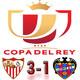 Copa del Rey | Sevilla FC 3 Levante 1