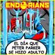 """ENDORIANS —Archivo Ligero— """" El día que Peter Parker se hizo adulto"""" (febrero 2018)"""