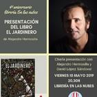 Entrevista Alejandro Hermosilla- El Jardinero-
